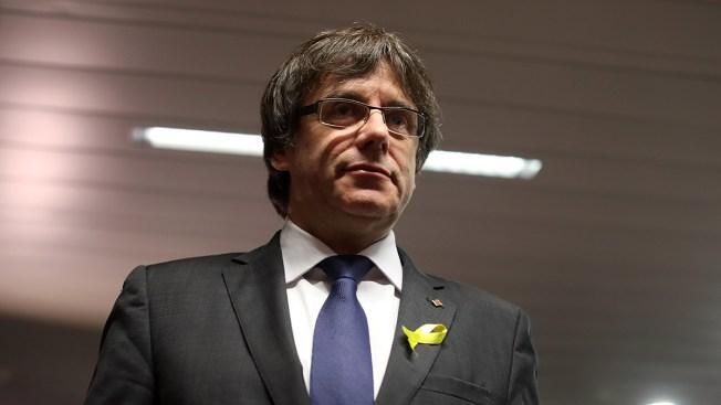 Germany Arrests Fugitive Ex-Catalan Leader Who Fled Spain
