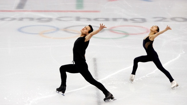 North, South Korea Share the Ice in Figure Skating