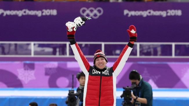 Speedskating: Canadian Ted-Jan Bloemen Wins 10,000m Gold