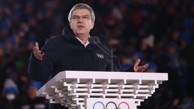 IOC's Bach: Russian Doping Scandal Didn't Stain Winter Olympics