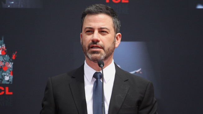 Jimmy Kimmel Tries to Tone Down Feud With Sean Hannity