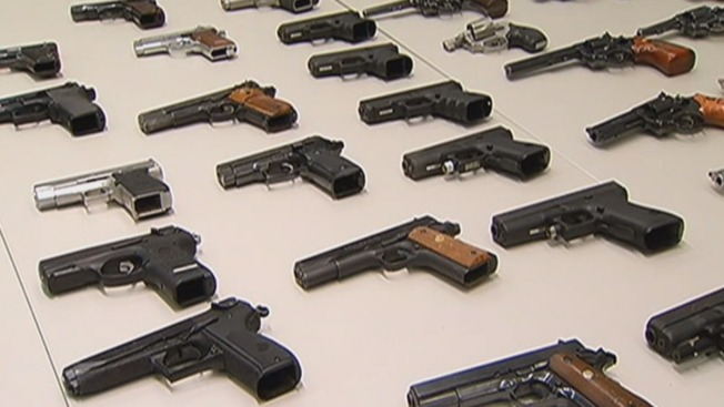 Allentown Police Offer Gift Cards for Guns