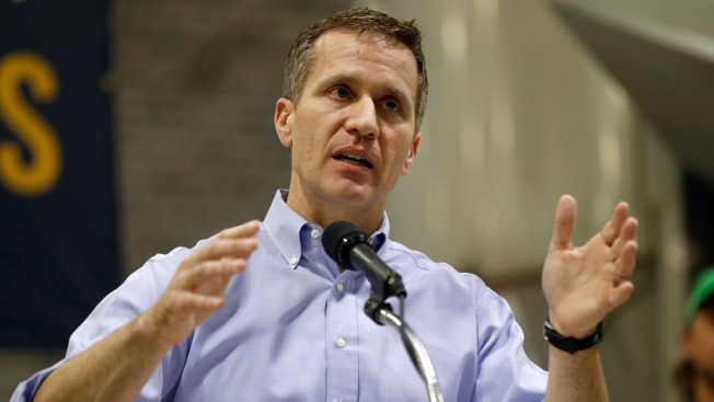 Missouri Opens Session to Consider Impeachment of Governor