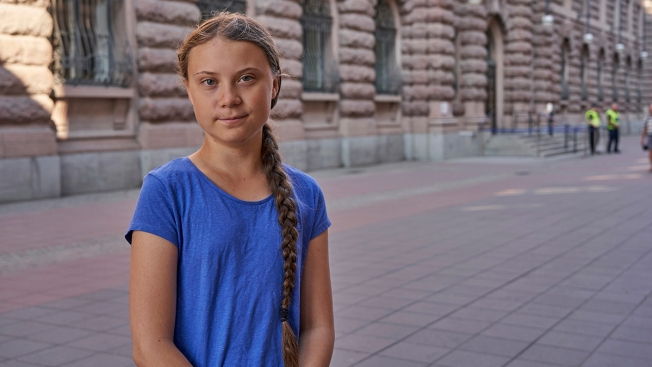 Sailing to America: Teen to Bring Her Climate Activism to US