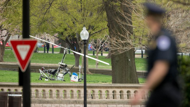Capitol Police Told Senate, Not House, About Gyrocopter Lock Down