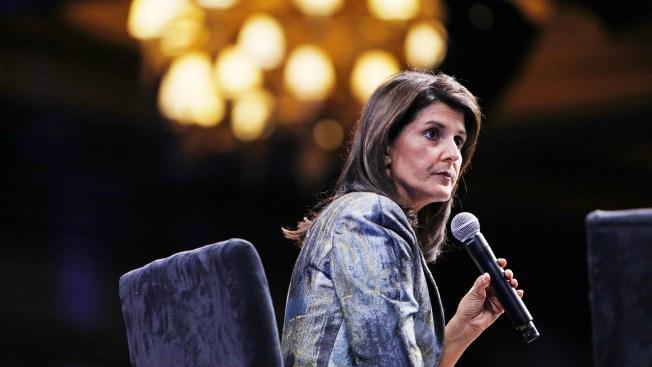 In Memoir, Haley Alleges Some on Trump Team Urged Resistance