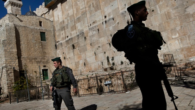 Israelis Outraged by UNESCO Decision on Hebron Holy Site