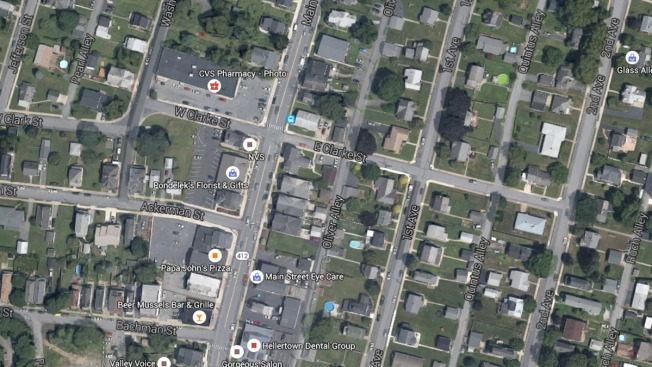 Car Explosion Injures 1, Shakes Homes in Hellertown, Pa: Official