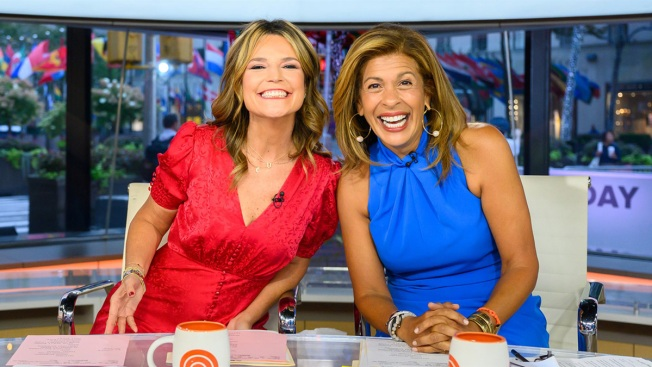 Welcome Home! Hoda Kotb Returns to Studio 1A After Maternity Leave
