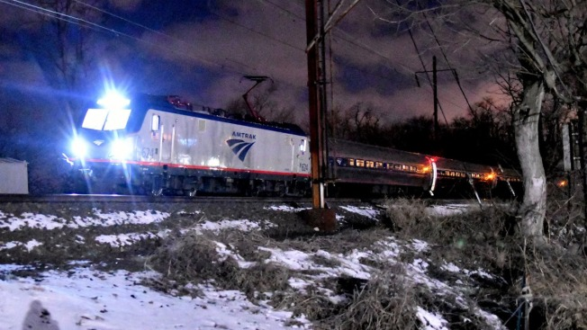 amtrak train strikes kills runaway horse in pennsylvania nbc 10