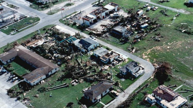 Hurricane Andrew: A Personal Story