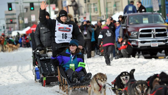 Mushers Begin Thousand-Mile Iditarod Dog Sled Across Alaska