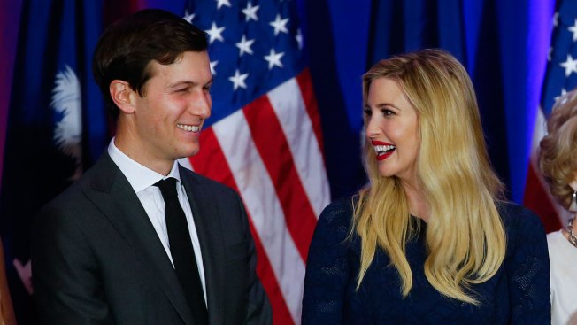 Donald Trump Requests Security Clearance for Son-in-Law Jared Kushner