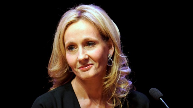 """Harry Potter"" Author Promises ""Brand-New"" Stories"