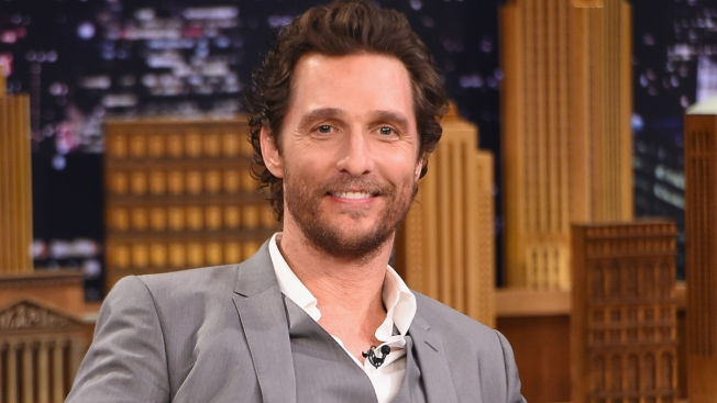 McConaughey Gives U. Texas Students a Safe Ride Home