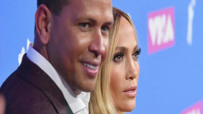 Alex Rodriguez, Jennifer Lopez Engaged, According to Instagram Post of Giant Ring