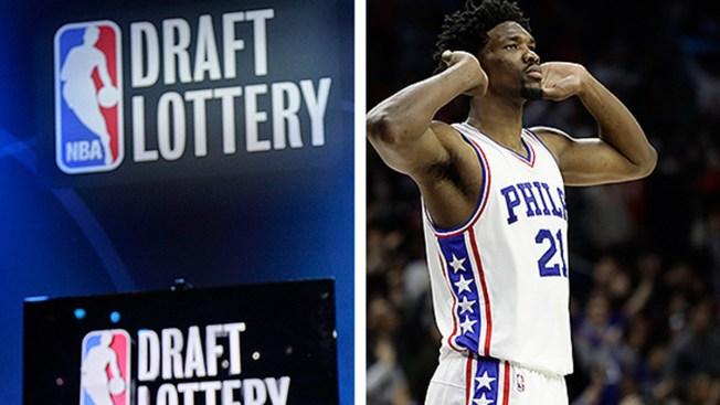 Philadelphia 76ers Get Number 3 Pick in the NBA Draft