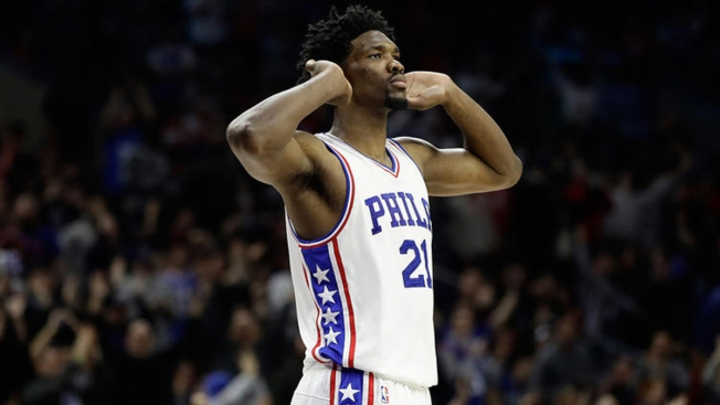 Source: Sixers, Joel Embiid Agree to 5-year, $148M Extension