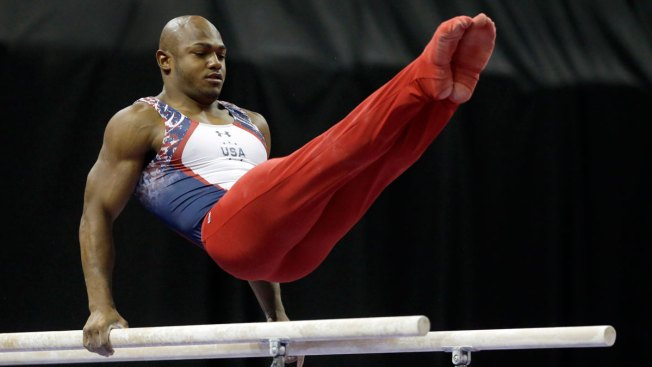 Knee Injury Sidelines Gymnast John Orozco for Rio Olympics