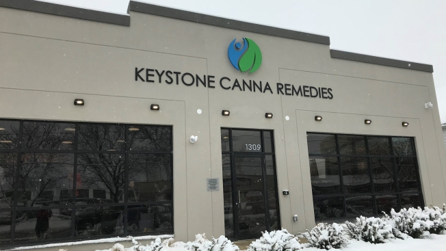 Pennsylvania's first medical marijuana dispensary holds grand opening, isn't selling yet