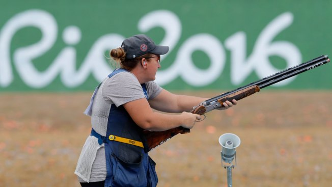 Kim Rhode Wins US Bronze in Skeet Shooting, 6th Consecutive Olympic Win