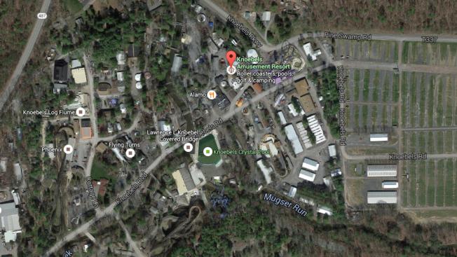 8-Year-Old Boy Drowns at Pennsylvania Amusement Park