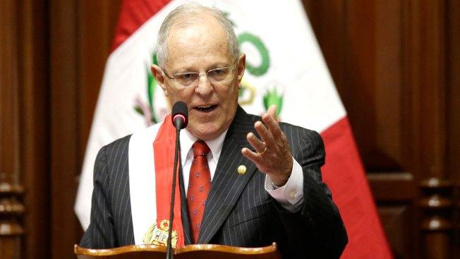 Peru Swears in Pedro Pablo Kuczynski as New President