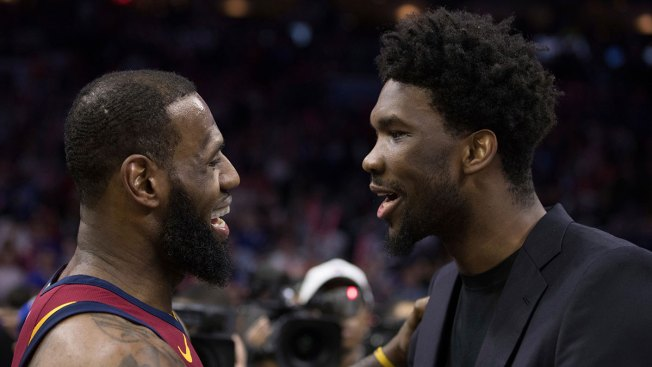 9a9055a6fd83 Vegas Gives Sixers Best Odds to Land LeBron James - NBC 10 Philadelphia