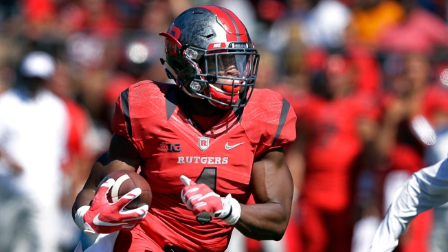 Rutgers Reinstates Wide Receiver Leonte Carroo After Domestic Violence Charges Dropped