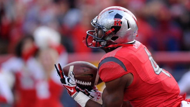 Rutgers Suspends Carroo Indefinitely for Postgame Incident