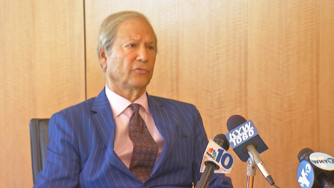 Memorial Service For Lewis Katz at Temple U. Wednesday