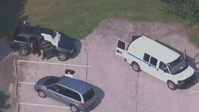 Man Found Dead Outside Twp. Building After Apparent Suicide