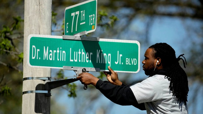 Kansas City Votes to Remove Martin Luther King's Name From Street