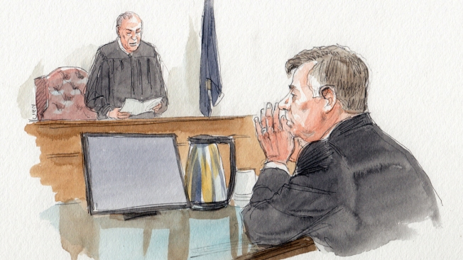 Manafort Trial Judge Says He's Gotten Threats, Won't Name Jurors