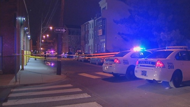 Man Shot, Robbed in Philly