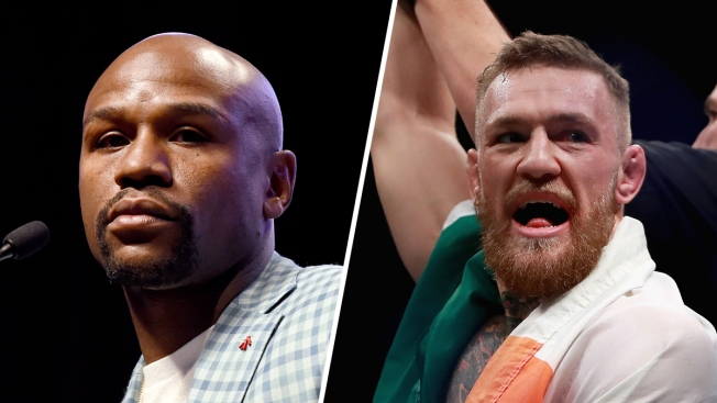 Floyd Mayweather vs Conor McGregor is now a done deal