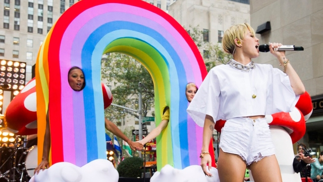 "Miley Cyrus: ""This is Just Who I Am"""