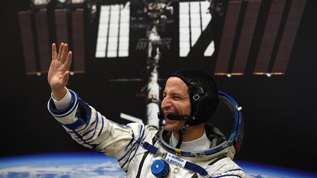 Russian, US Astronauts Blast Off on Moon Landing Anniversary