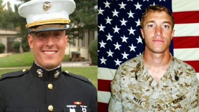 2 Marines to Posthumously Receive Navy Cross