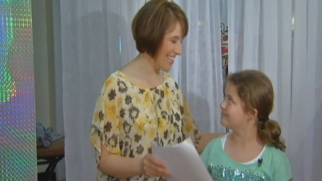 Young Girl Surprises Recently Widowed Mom With a Mother's Day Makeover