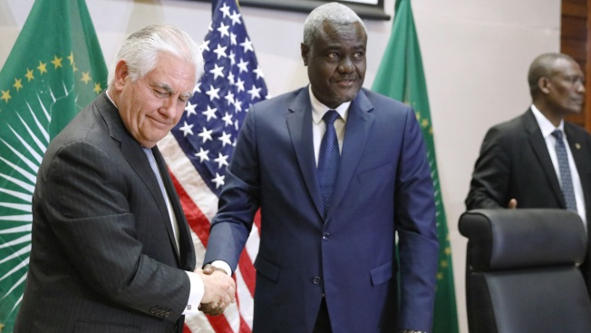 Africa Moving Past Trump's Slur, Says African Union Official