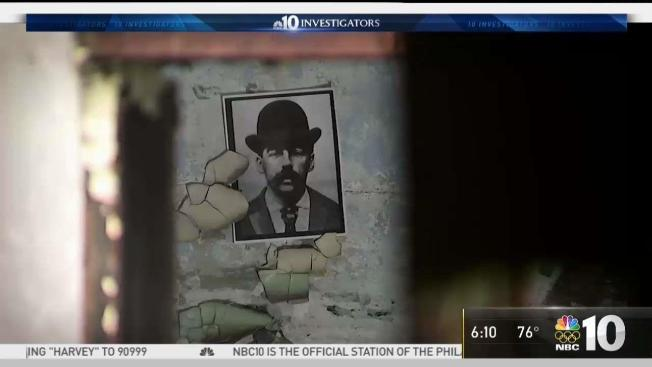 Was It Really Americas First Serial Killer Hh Holmes Buried In