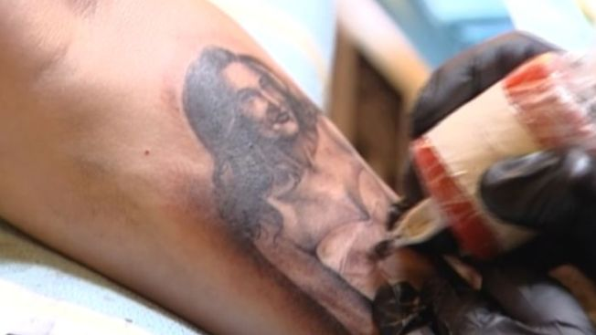 North Carolina Man Inks Caitlyn Jenner Tribute On Arm