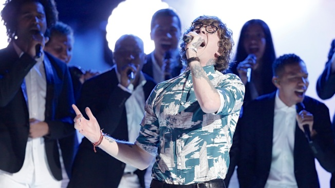 Philly's Matt McAndrew Finishes 2nd in Season 7 of NBC's 'The Voice'