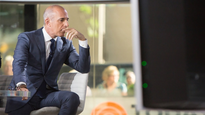 Lauer Denied Sex Misconduct to NBC Officials Before Scandal Broke