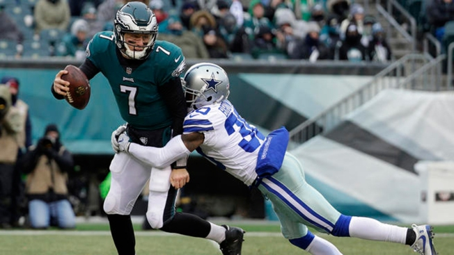 a282017f302 Eagles Lose to Cowboys as Starters Rest in Regular Season Finale ...