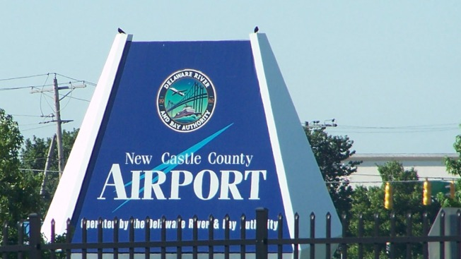 Plane Lands at New Castle County Airport After Losing Engine