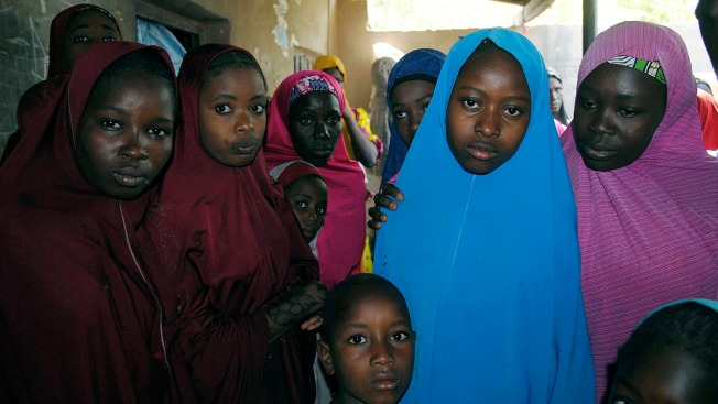 Boko Haram Frees Nigerian Girls, But Warns Not to Put Them in School