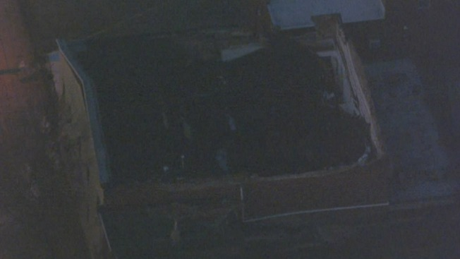 Building Partially Collapses in North Philly