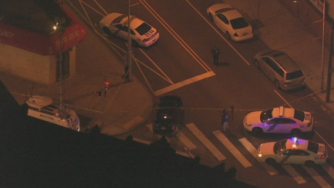 Suspect Shot by Police Inside Store